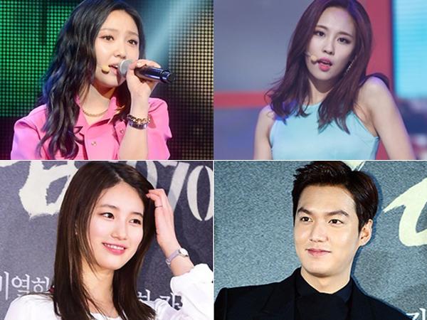 miss A Juga Kaget Suzy dan Lee Min Ho Pacaran