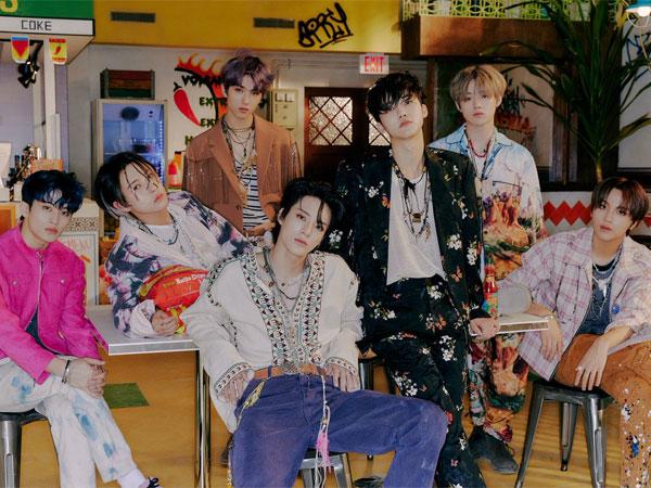Album NCT Dream 'Hot Sauce' Terjual Lebih dari 2 Juta Kopi