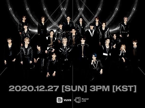 NCT 23 Member Gelar Konser Online Beyond Live, Ini Harga Tiketnya