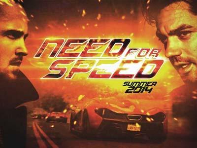 Siap Bersaing Dengan 'Fast and Furious', 'Need for Speed' Hadir Dalam Versi 3D!