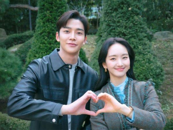 Kelewat Akrab, Rowoon Mengaku Ada Momen Sulit Saat Akting dengan Won Jin Ah