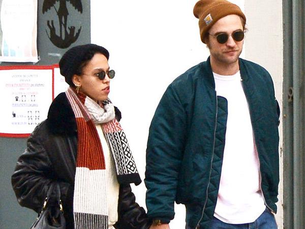 Wah, Hubungan Robert Pattinson dan FKA Twigs Ternyata Hasil Percomblangan!