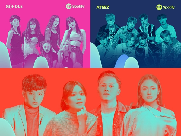 Spotify on Stage is Back! Siap Hadirkan Rich Brian, G-IDLE Hingga ATEEZ