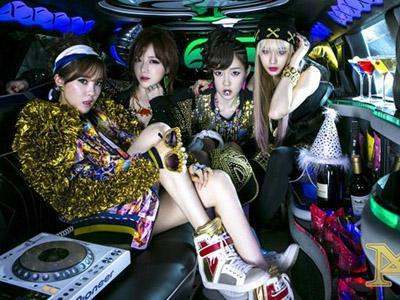 Tarian Lagu Sub-Grup T-ARA Cocok untuk yang Sedang Diet?