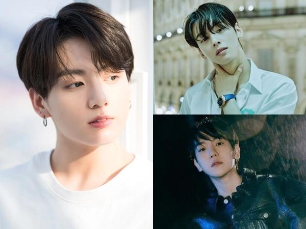 Deretan Idol K-Pop Cowok yang Paling Banyak Dicari Pada Tahun 2021 (Part 1)