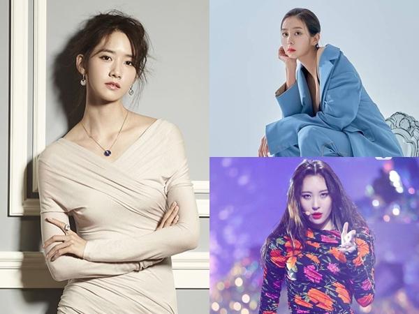 5 Idol K-Pop Wanita Ini Miliki Tubuh Kurus, Bikin Iri atau Khawatir?
