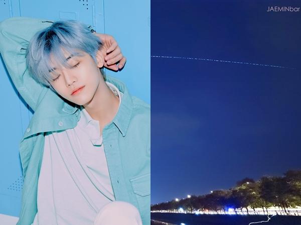 Rayakan Ulang Tahun Jaemin NCT Dream, Fans Tiongkok Buat Project Satelit