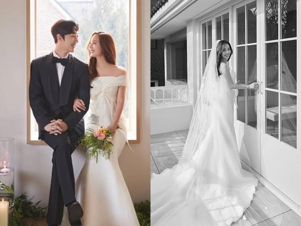 Spoiler Alert! Intip Foto Pernikahan Eugene dan Yoon Jong Hoon di Drama Penthouse 2