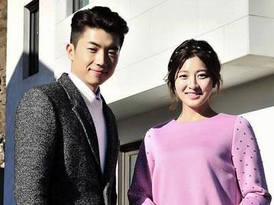 Wooyoung 2PM Berikan Lagu Khusus Untuk Istrinya di We Got Married