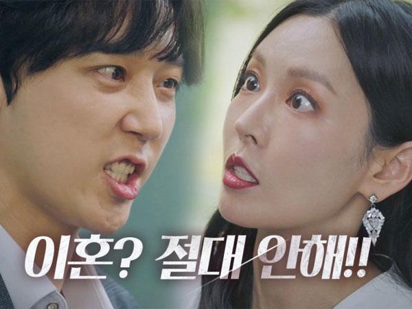 Yoon Jong Hoon Ungkap Sulitnya Syuting Adegan Cekcok dengan Kim So Yeon
