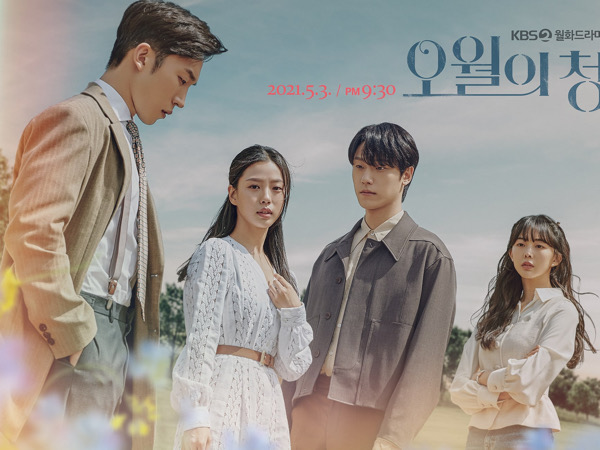 Profil Couple Lead di Drama Youth of May