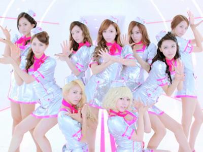SNSD Tampil Memukau dalam MV 'Flower Power'