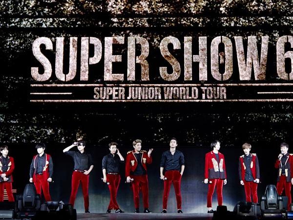 Tiket Super Show 6 di Jakarta Dijual Mulai Dari Rp 1,4 Juta