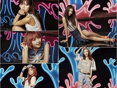 Lagu Terbaru 4Minute Dianggap Tak Layak Tayang oleh KBS?
