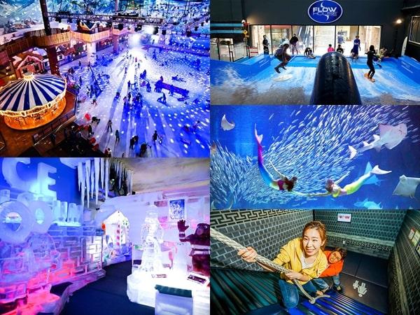 Rekomendasi 5 Tempat Wisata Indoor Terbaik di Seoul