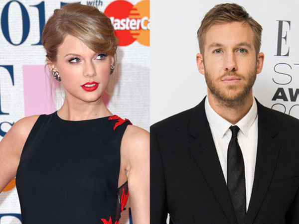 Taylor Swift Ingin Selalu 'Lengket' dengan Calvin Harris Sebelum Tur Dunia