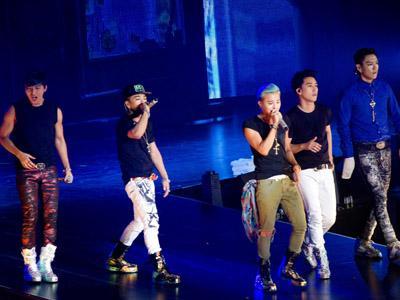 Big Bang Akan Tampil Jadi Pembuka Konser F1 di Singapura!