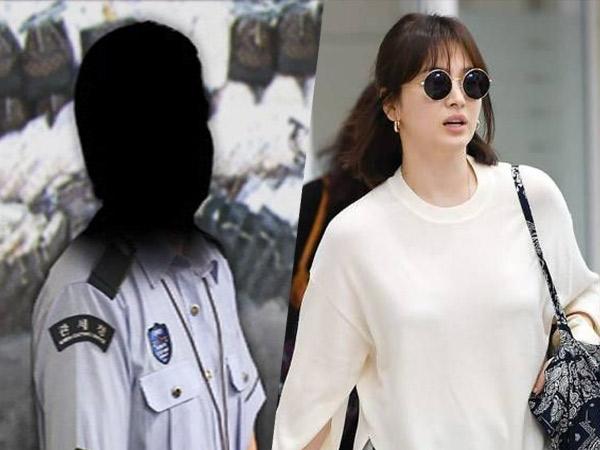 Pejabat Bea Cukai Korsel Terungkap Bocorkan Informasi Pribadi Song Hye Kyo dan Sejumlah Tokoh Penting Korea