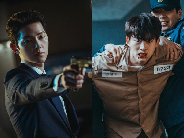 Pembalasan Song Joong Ki Tanpa Ampun untuk Taecyeon di Episode Baru Vincenzo