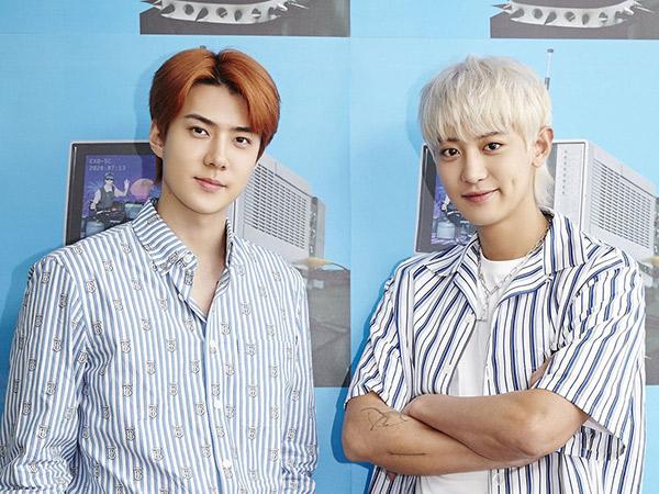 Saling Puji, EXO SC Cerita Proses Rekaman Hingga Target Album Baru 1 Billion Views