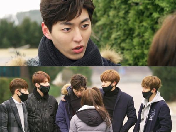 Persaingan Chanyeol dan D.O Makin Ketat Saat Cinta Pertama Moon Ga Young Muncul