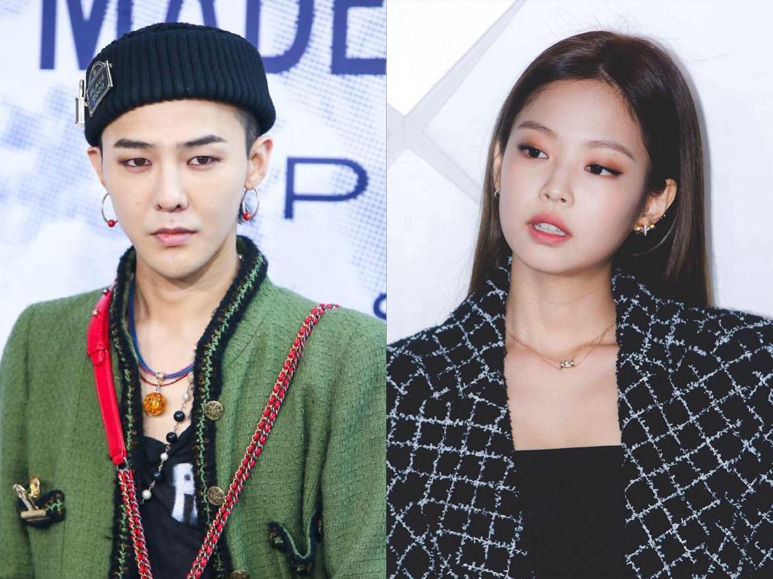 Reaksi Netizen Soal Hubungan Asmara G-Dragon dan Jennie BLACKPINK