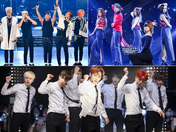 Inilah Daftar Idola K-Pop Pertama yang Dikonfirmasi akan Hadir di '30th Golden Disc Awards'