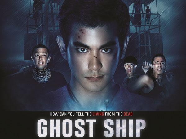 'Ghost Ship': Perjuangan Cinta Terlarang dan Misteri Kapal yang Terpecahkan Lewat Permainan Hantu
