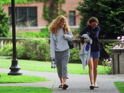 5 Manfaat Rajin Berjalan Kaki Di Pagi Hari