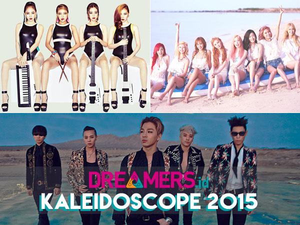 Wonder Girls Hingga Big Bang, Inilah Comeback yang Paling Jadi 'Hot Issue' di Tahun 2015!