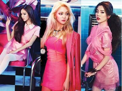 Jessica, Hyoyeon, dan Sunny SNSD Jadi Wanita Misterius di Teaser Foto 'Mr.Mr'