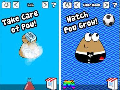 Pou, Permainan Tamagotchi Versi Smartphone yang Tengah Digemari!