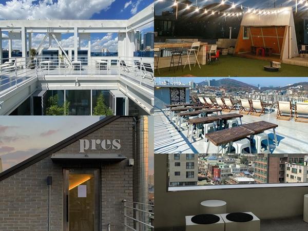 5 Kafe Rooftop dengan View Terbaik di Seoul
