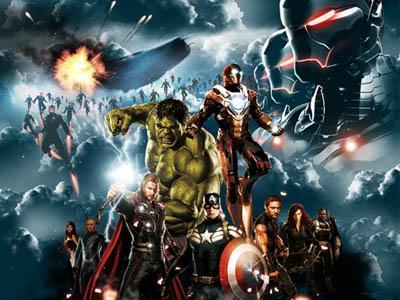 Ini Dia Lokasi dan Jadwal Syuting 'Avengers: Age of Ultron' di Korea!