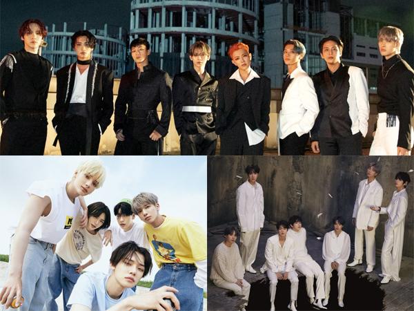 ATEEZ No. 1, Inilah Artis K-Pop yang Tempati Chart Billboard World Albums Minggu Ini