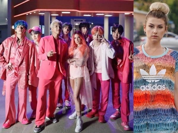 Inilah Sosok Wanita Cantik Dibalik Lagu Comeback BTS 'Boy with Luv'