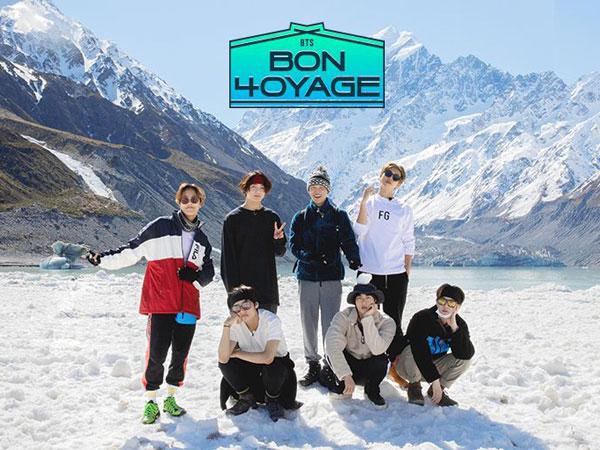 Tayang Minggu Depan, Intip Cuplikan Serunya Camping Trip BTS di 'Bon Voyage 4'