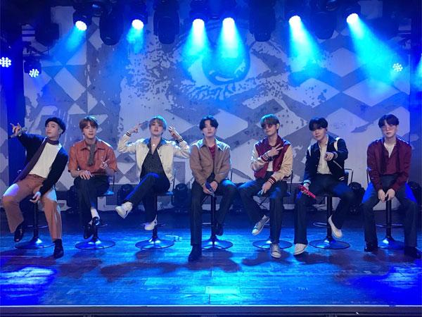 Bahas Isu Sosial dalam Musik, BTS Mengaku Tak Berniat Terlihat Lemah