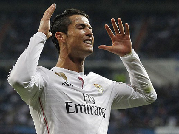 Kesal Real Madrid Kalah, Ronaldo Janji Tidak akan Bicara Hingga Kompetisi Selesai