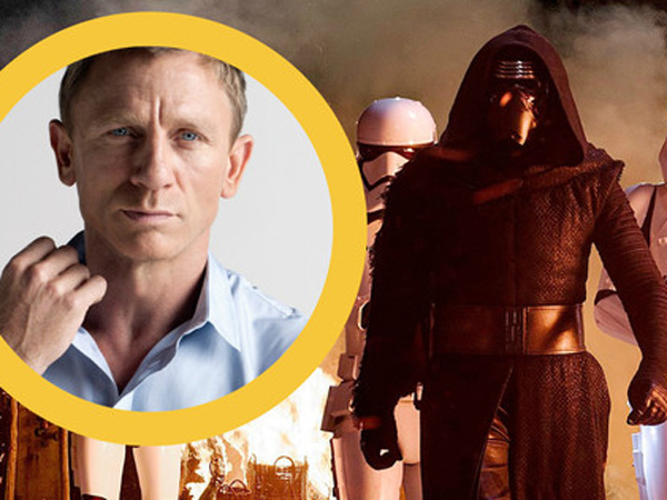 Terungkap, Ternyata James Bond Jadi Cameo di 'Star Wars: The Force Awakens'?