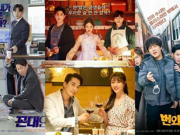 Empat Drama Korea Baru yang Dinantikan Mulai Tayang di Minggu Ini