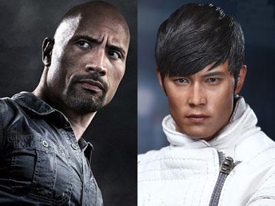 Dwayne 'The Rock' Johnson Senang Tonton Film Lee Byung Hun