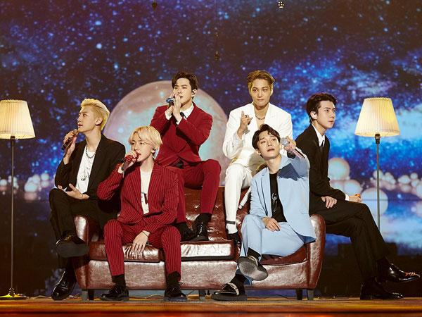 Tak Aktif Sebagai Grup, Para Member EXO Tetap Sibuk dan Produktif