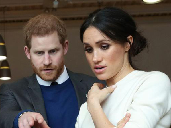 Kisah Pangeran Harry dan Meghan Markle Tinggalkan Kerajaan Difilmkan