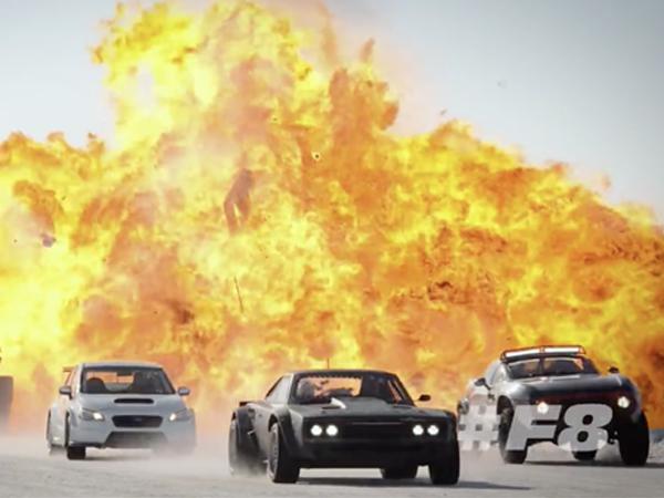 Makin Panas, 'Furious 8' Justru Rilis Teaser 'Kebut-Kebutan' di Atas Salju!