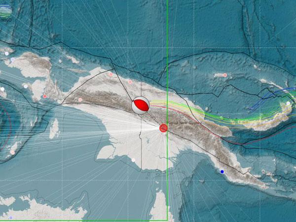 Papua Diguncang Gempa Besar 7.4 SR, Bagaimana Kondisi Terkininya?