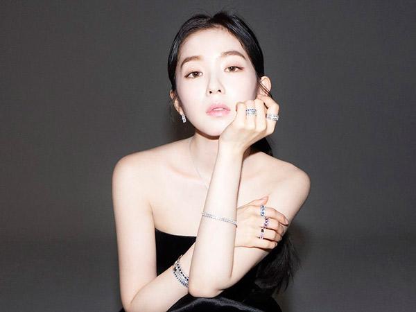 Irene Red Velvet Jadi Seleb Asia Pertama Sebagai Model Brand Perhiasan Mewah, DAMIANI