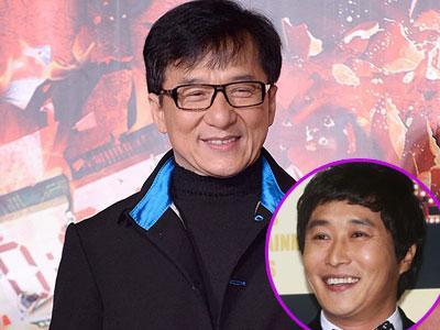 Jackie Chan: Kim Byung Man Bisa Jadi Penggantiku!