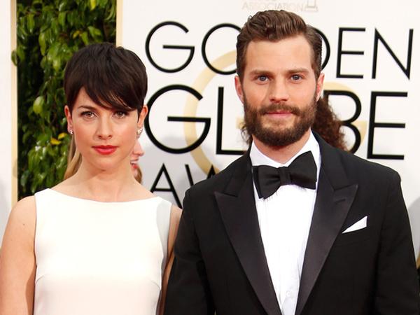 Didukung Penuh Oleh Istri, Jamie Dornan Pastikan Bintangi Seluruh Sekuel '50 Shades Of Grey'