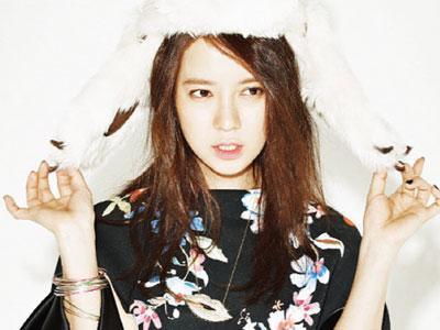 Song Ji Hyo Asyik Main Bersama Bayi Singa!